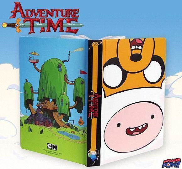 Diario-Hora-de-Aventura-Adventure-Time-Finn-and-Jake-Journal-01
