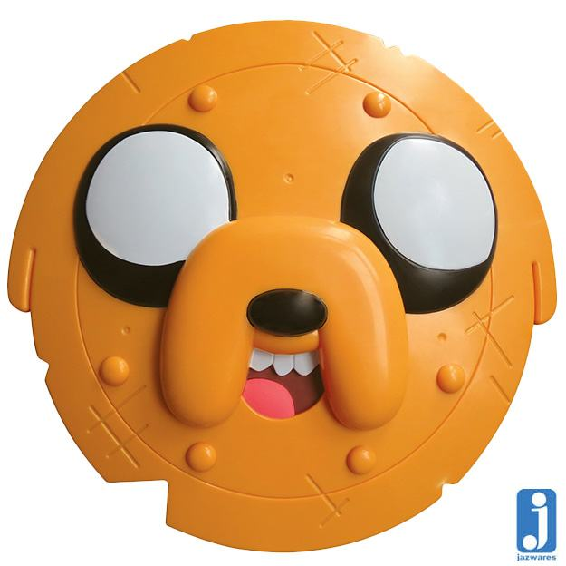 Escudo-Hora-de-Aventura-Adventure-Time-Jake-the-Dog-Shield-02