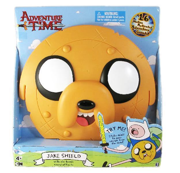 Escudo-Hora-de-Aventura-Adventure-Time-Jake-the-Dog-Shield-03