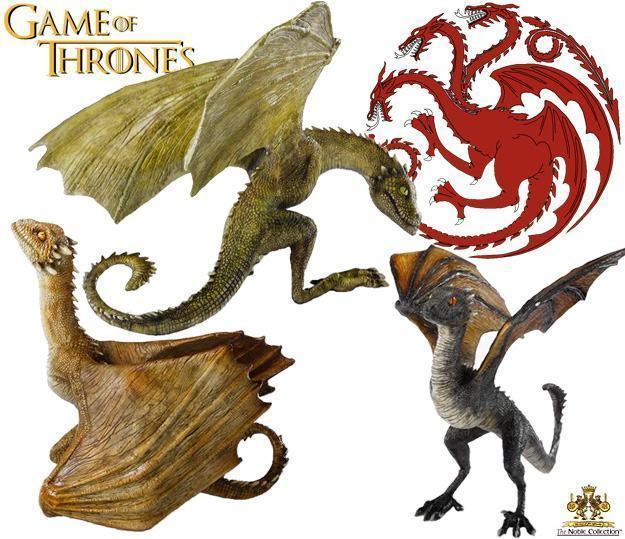 Game-of-Thrones-Baby-Dragon-Statues-01