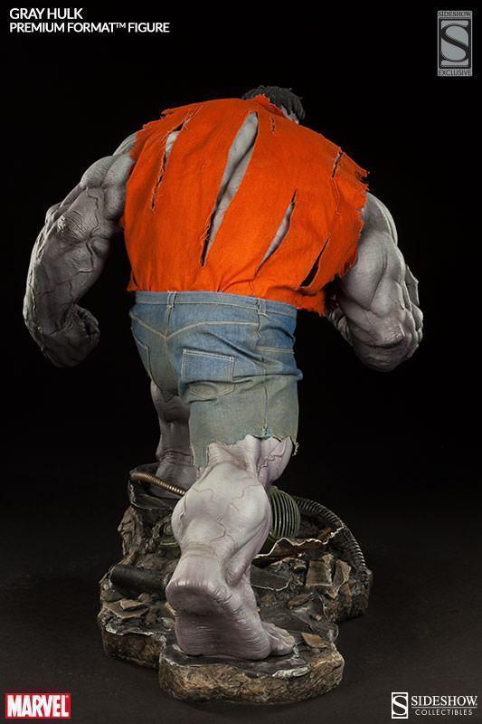 Action Figures: Marvel, DC, etc. Gray-Hulk-Premium-Format-05