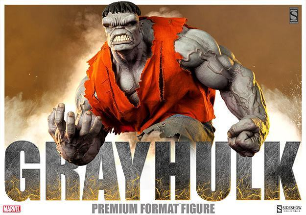 Action Figures: Marvel, DC, etc. Gray-Hulk-Premium-Format-06