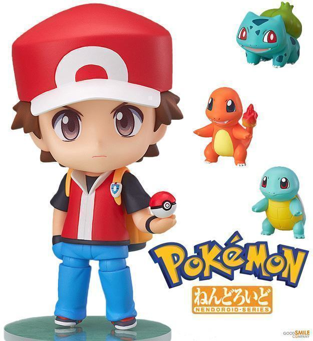 Nendoroid-Pokemon-Trainer-Red-01