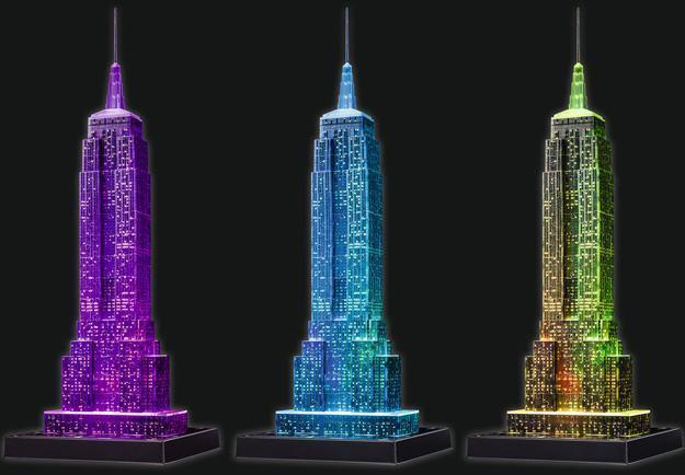 Quebra-Cabeca-Empire-State-Building-at-Night-3D-Puzzle-02