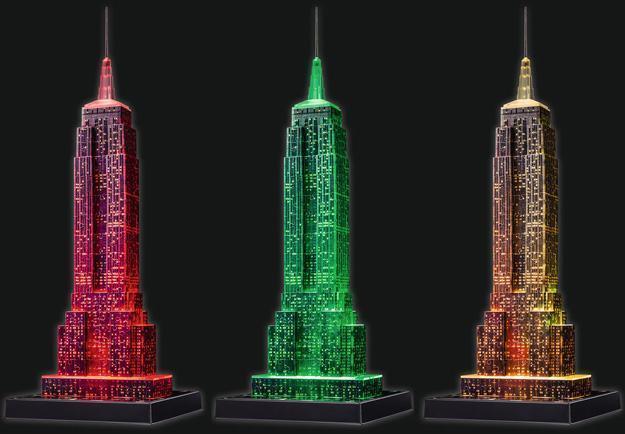 Quebra-Cabeca-Empire-State-Building-at-Night-3D-Puzzle-03