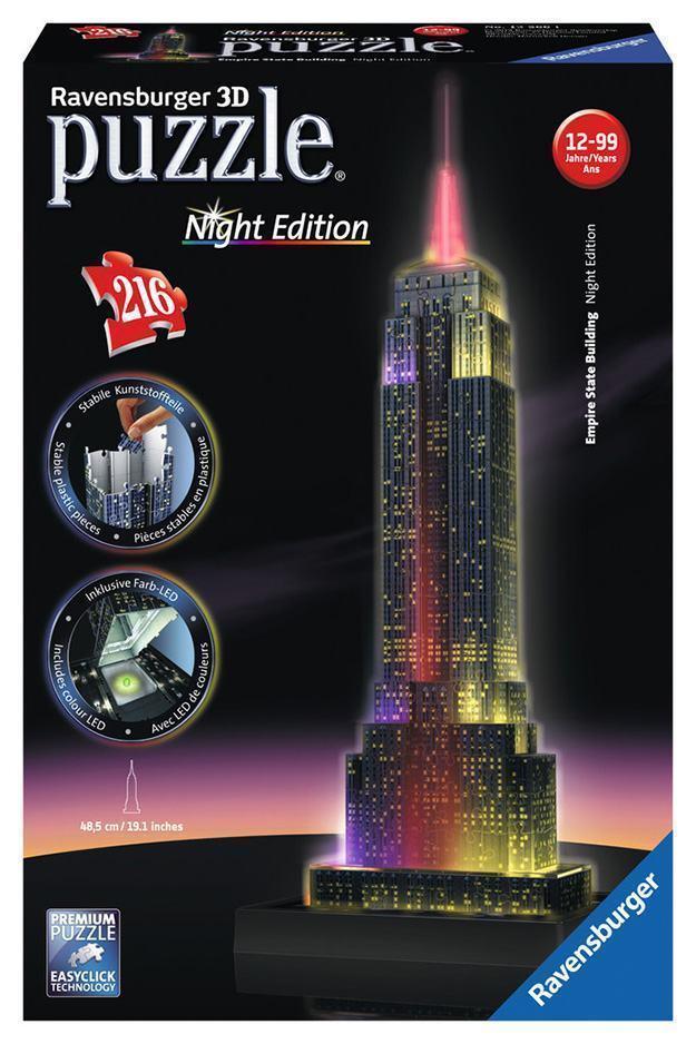 Quebra-Cabeca-Empire-State-Building-at-Night-3D-Puzzle-04