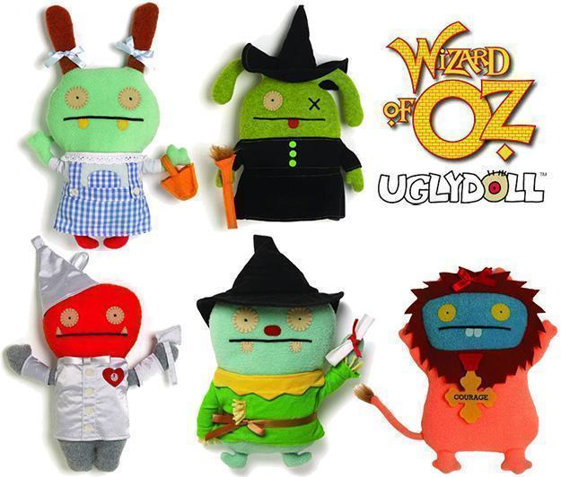 Bonecas-Feias-Uglydolls-do-Magico-de-Oz