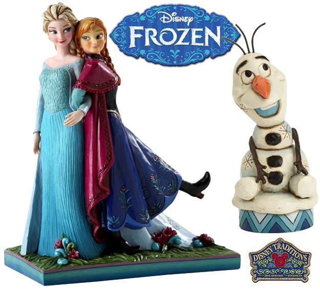 Estatuas-Disney-Traditions-Frozen-01