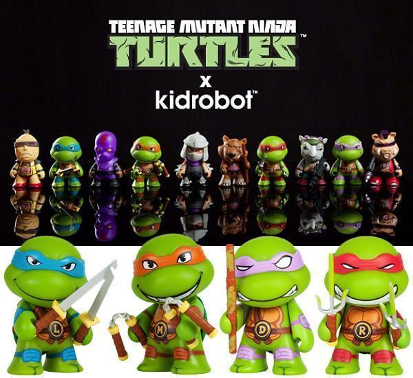 TMNT-Blind-Box-Mini-Series-Kidrobot-01