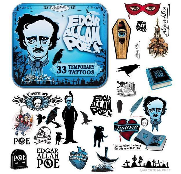 Tatuagens-Edgar-Allan-Poe-Temporary-Tatoos-01