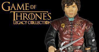 "Action Figure Tyrion Lannister ""Hand of the King"" Legacy Collection (Game of Thrones)"