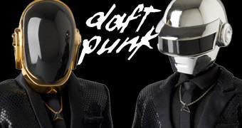 Daft Punk RAH (Random Access Memories) – Action Figures Medicom Toy