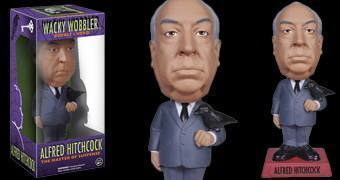 Boneco Bobble Head Sir Alfred Hitchcock (Funko)
