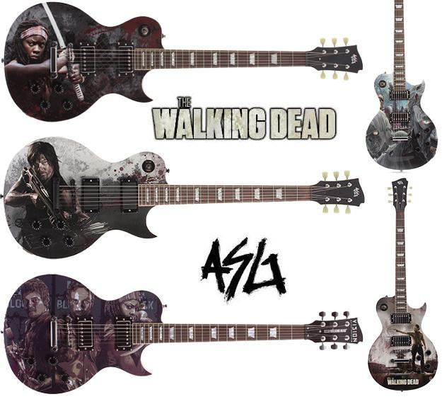 Artists-Series-Guitar-The-Walking-Dead-Guitar-Collection-01