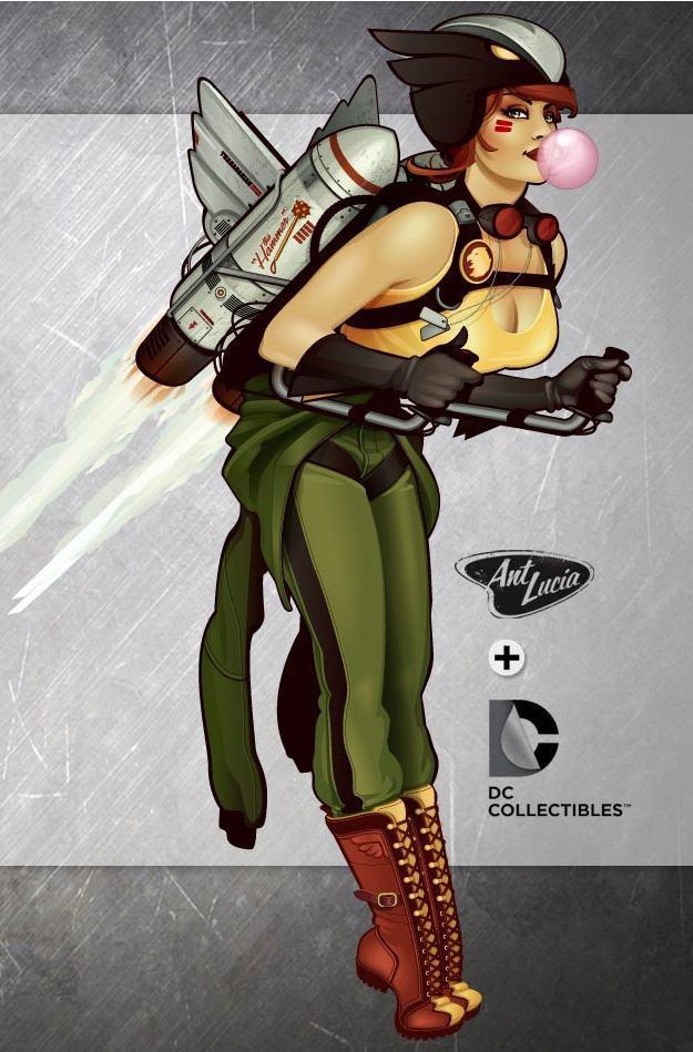 DC-Comics-Bombshells-Hawkgirl-Estatua-02