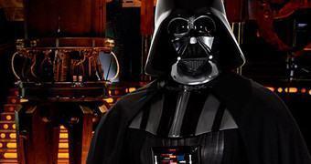 Estátua Lord Darth Vader em Tamanho Real com 2,22 Metros de Altura (Sideshow Collectibles)