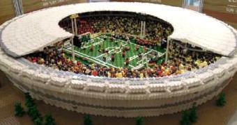 LEGO na Copa do Mundo 2014: Maracanã LEGO e Arena Corinthians LEGO