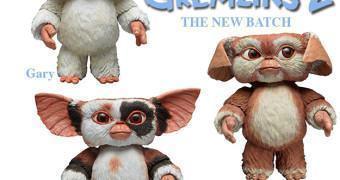 Mogwai Gremlins Action Figures Série 5: Patches, Zoe e Gary