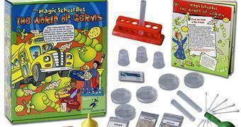Kit Científico O Mundo dos Germes (World of Germs Kit)