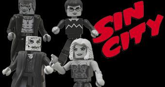 "Minimates Sin City Série 2: ""The Hard Goodbye"""