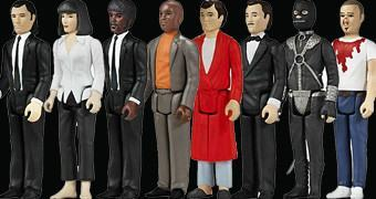 Action Figures Retro Funko ReAction: Pulp Fiction de Quentin Tarantino
