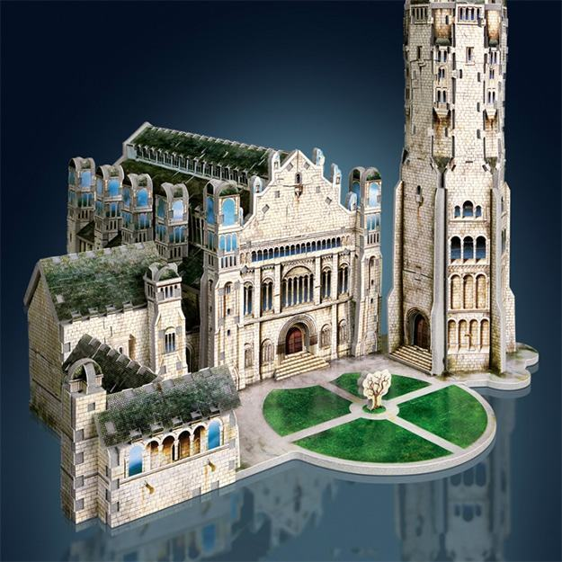 Quebra-Cabeca-Citadel-of-Minas-Tirith-3D-Puzzle-02