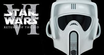 Capacete Imperial Scout Trooper (Star Wars) – Réplica Perfeita 1:1 eFX Collectibles