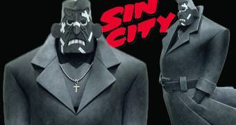 Figura Sin City Toy Art: Marv por Eric So