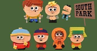 South Park LEGO