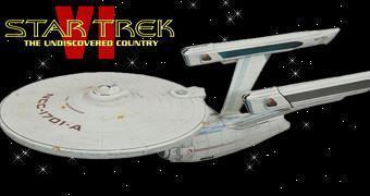 U.S.S. Enterprise NCC-1701-A do Filme Star Trek VI: O Continente Desconhecido