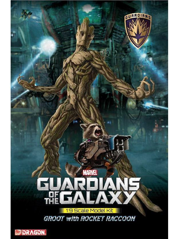 Guardians-of-The-Galaxy-Groot-Rocket-Raccoon-Model-Kits-04