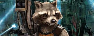 Kits de Montar Os Guardiões da Galáxia: Groot e Rocket Raccoon