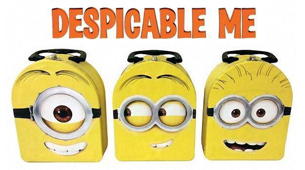 Lancheira-Despicable-Me-Minion-Head-Tin-Carry-All-Lunch-Box-Set-01