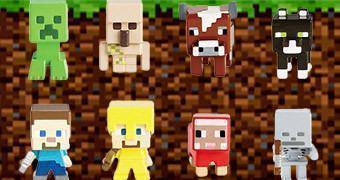 Mini-Figuras Blind-Box Minecraft