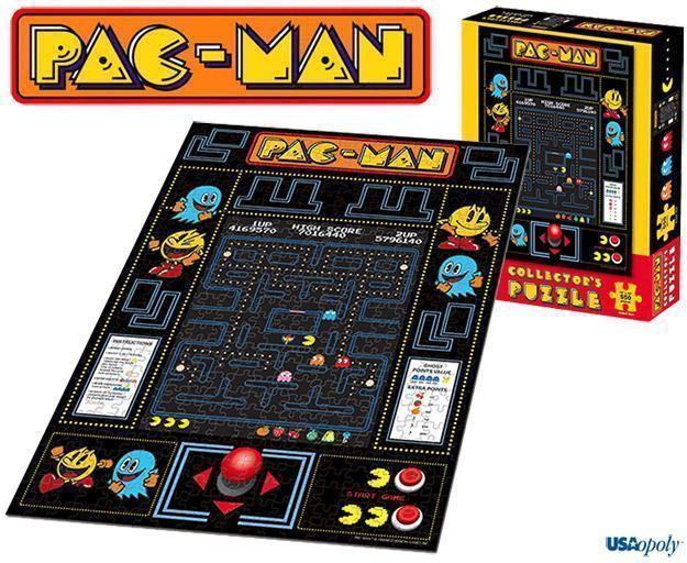 Quebra-Cabeca-Pac-Man-Collectors-Puzzle
