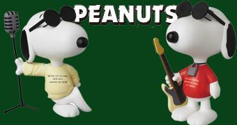 Snoopy Punk Rock VCD – Bonecos Medicom Toy