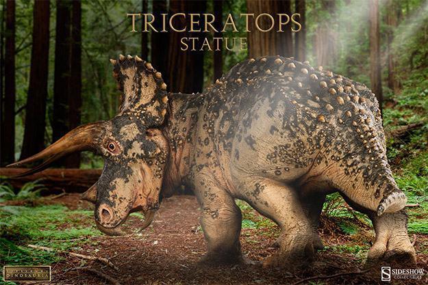 Triceratops-Dinosauria-Statue-12