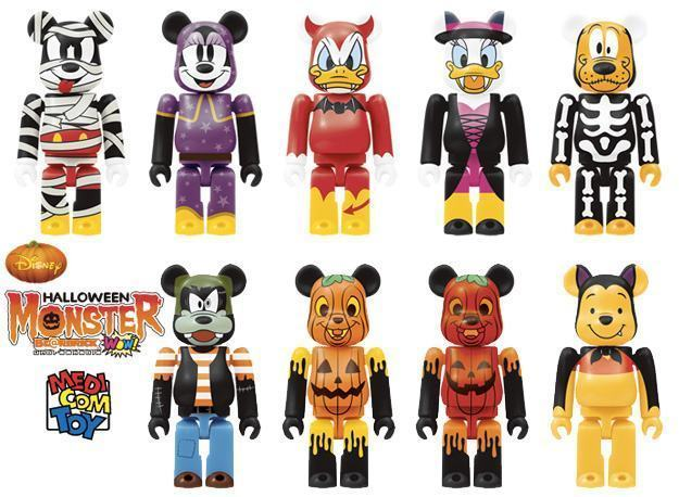 Bearbrick-Wow-Disney-Halloween-Monsters-01