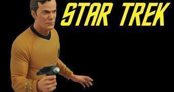 Cofre Star Trek: Kirk Bust Bank