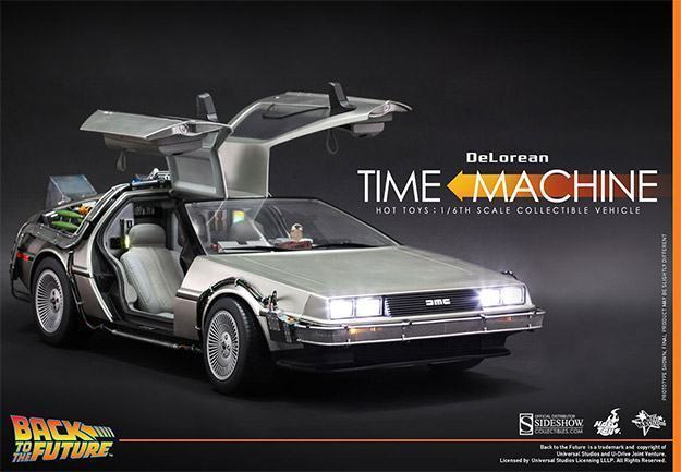 DeLorean-Time-Machine-Colletible-Vehicle-MMS260-Hot-Toys-01