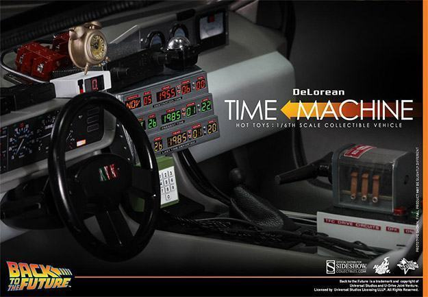 DeLorean-Time-Machine-Colletible-Vehicle-MMS260-Hot-Toys-02
