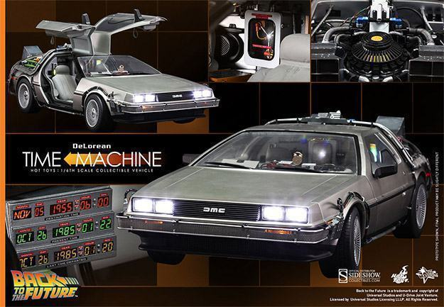 DeLorean-Time-Machine-Colletible-Vehicle-MMS260-Hot-Toys-04