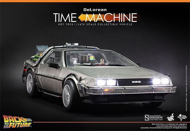 DeLorean-Time-Machine-Colletible-Vehicle-MMS260-Hot-Toys-11