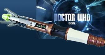 Doctor Who Sonic Screwdriver: 12º Doctor – Chave de Fenda Sônica de Peter Capaldi