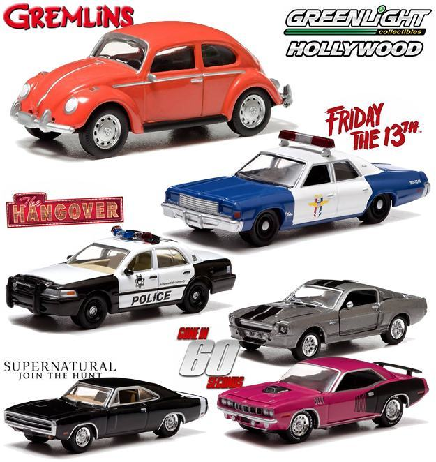 Greenlight-Hollywood-Series-7-Die-Cast-Vehicles-01