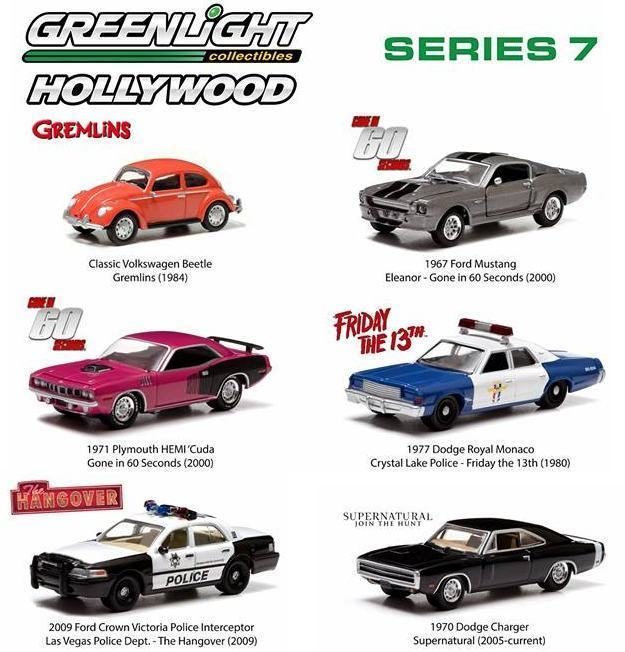 Greenlight-Hollywood-Series-7-Die-Cast-Vehicles-02