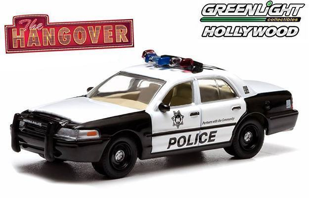Greenlight-Hollywood-Series-7-Die-Cast-Vehicles-Hangover