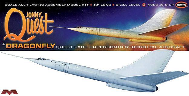 Jonny-Quest-Dragonfly-Plastic-Model-Kit-01