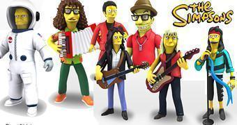 Simpsons Greatest Guest Stars 4: Buzz Aldrin, Tom Jones, Elvis Costello, Weird Al e Aerosmith!