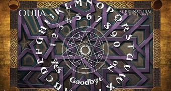 Tábua Ouija da Série Supernatural